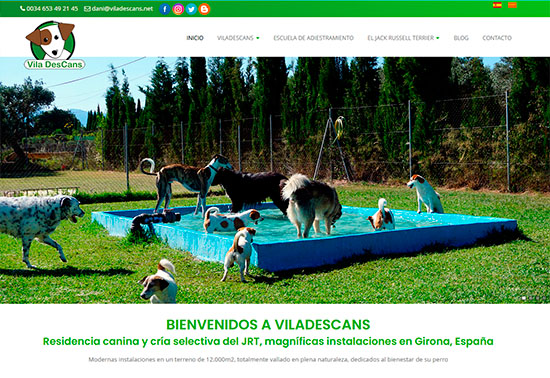 Residència Canina VilaDescans
