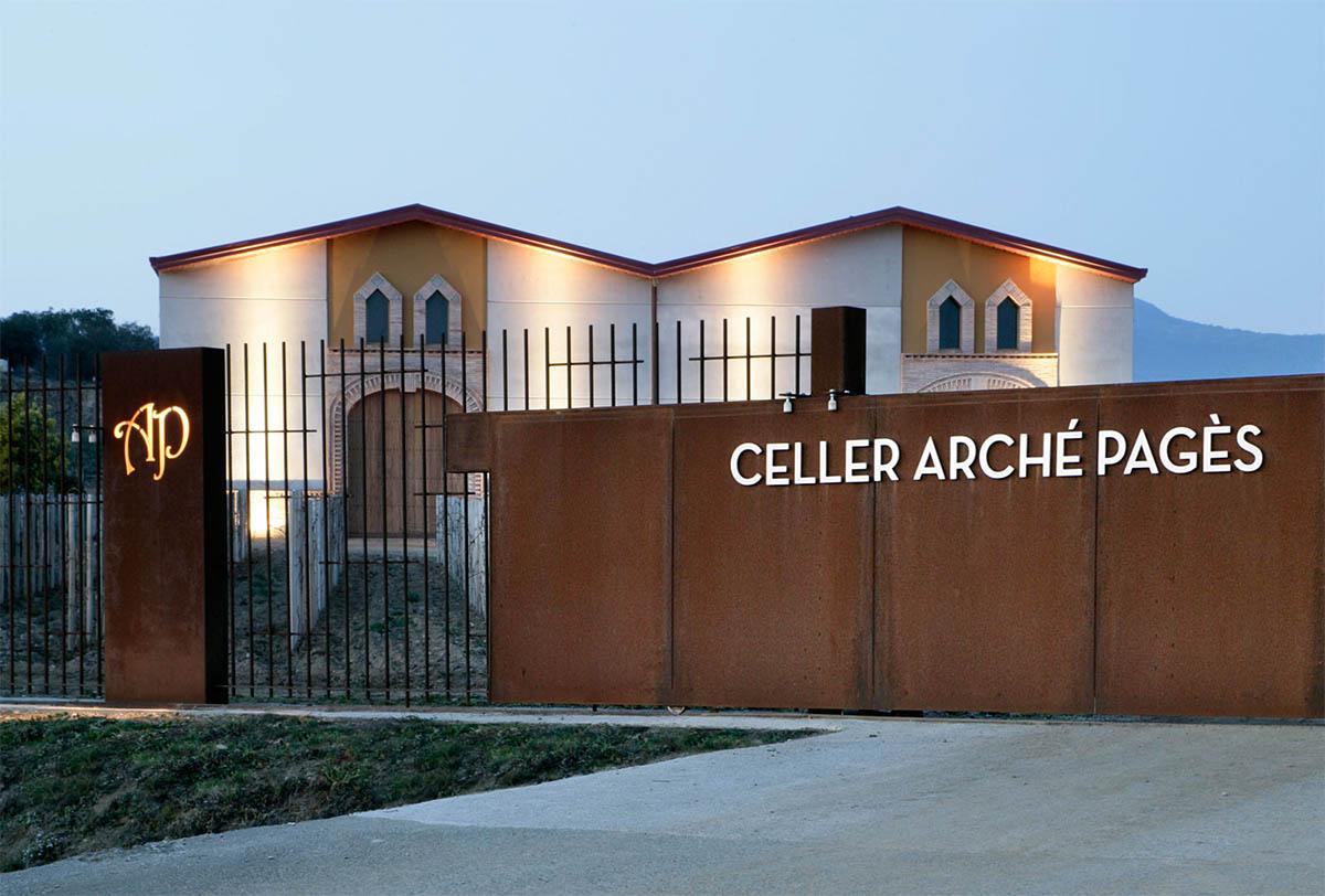Celler Arche Pages