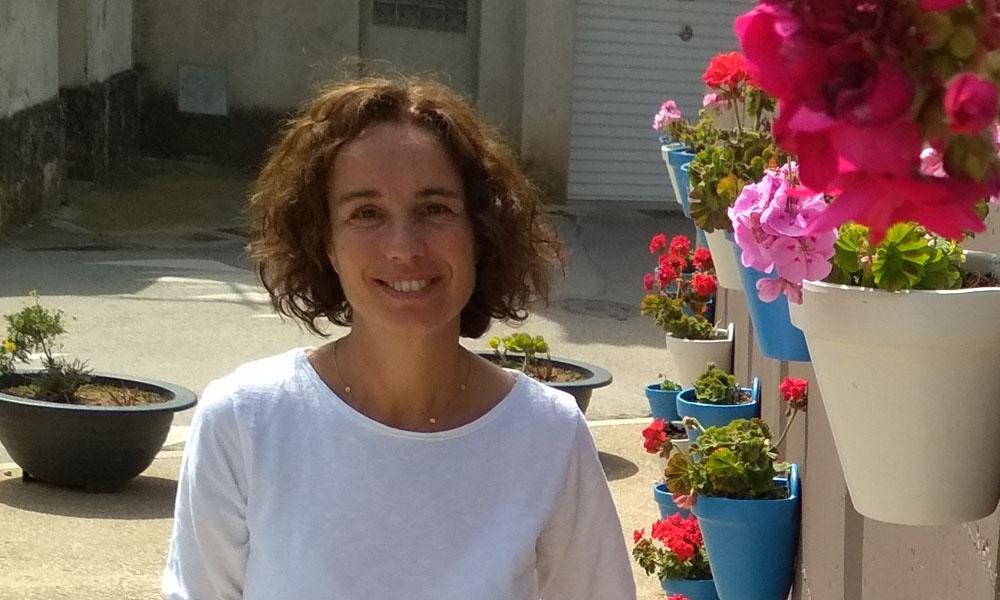 """Anna Palet: """"La gent té ganes de sortir al carrer i que hi hagi moviment"""""""