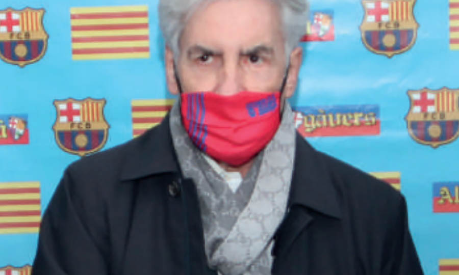 """Antonio Escudero: """"No veurem una recuperació fins a almenys el 2023"""""""