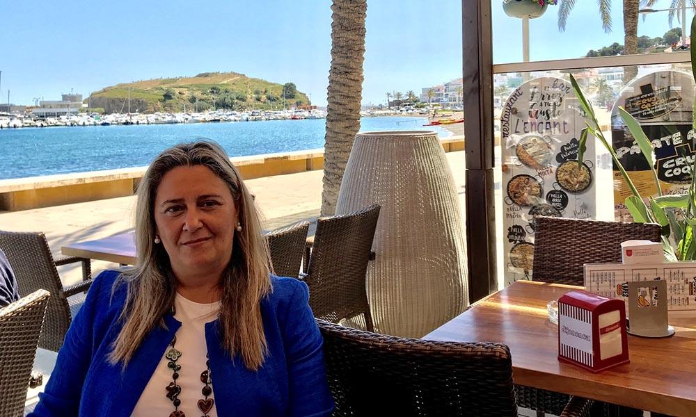 """Blanca Rastrojo: """"Ara hem d'estar més concentrats que mai, i enfocar el futur amb ganes, i ser àgils per fer els moviments que calguin"""""""