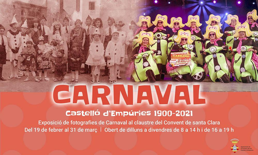 Carnaval Castelló d'Empúries 1900-2021