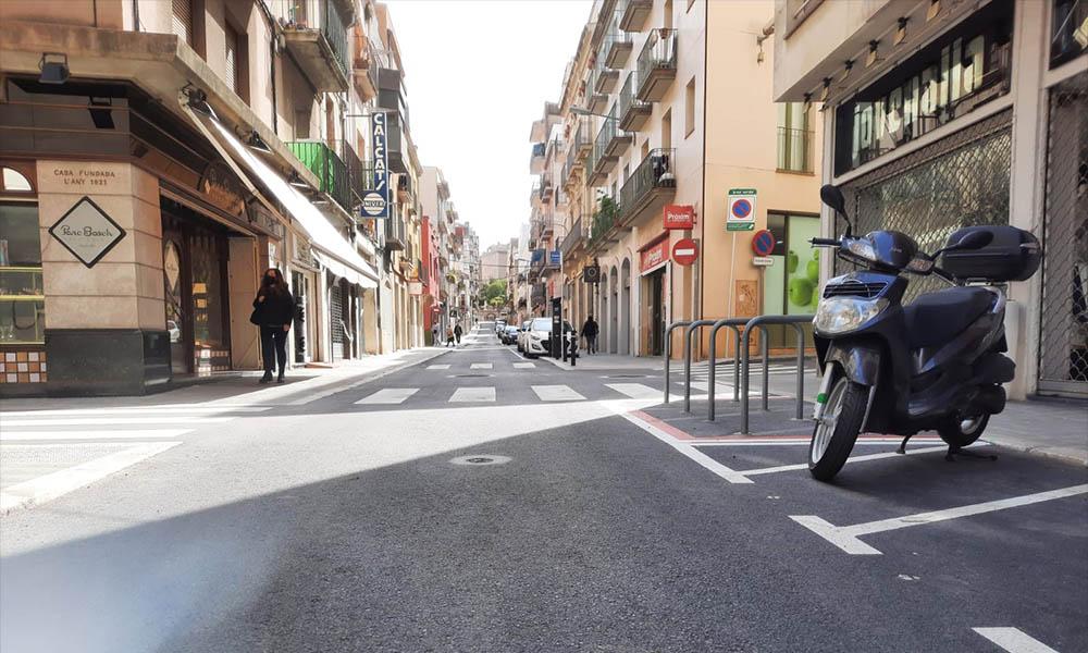 carrer Vilafant