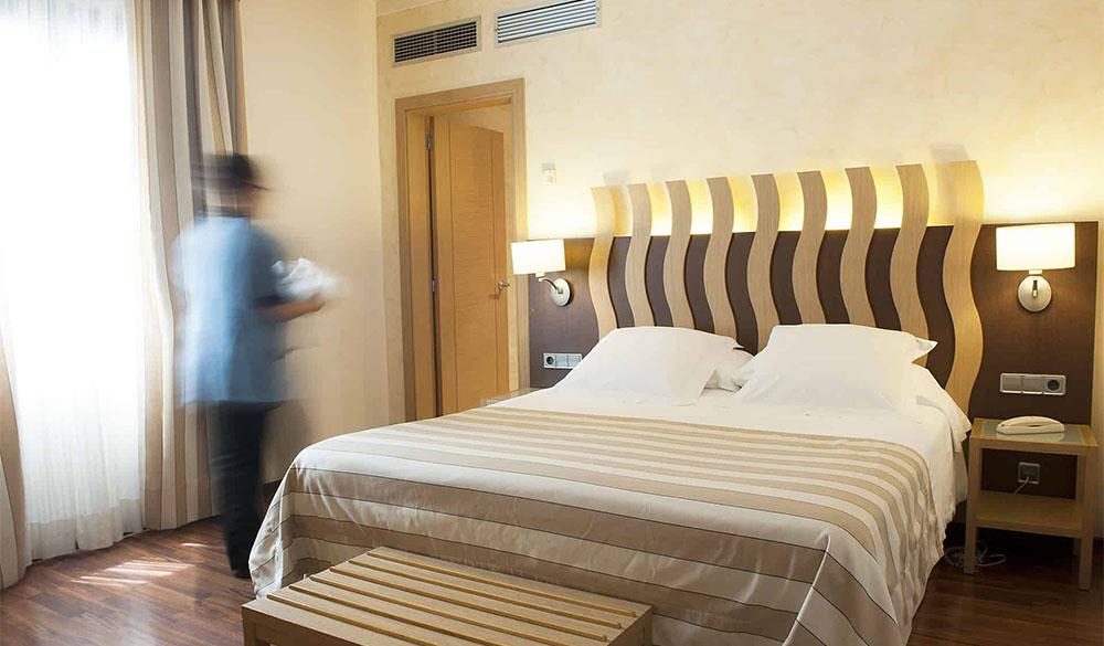 L'històric Hotel Duran de Figueres ja llueix la quarta estrella