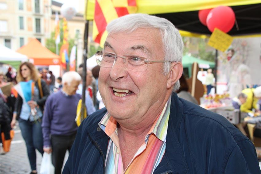 """Joan Fàbrega: """"Tenim moltes ganes i il·lusió de tornar a fer la Fira del Bolet"""""""