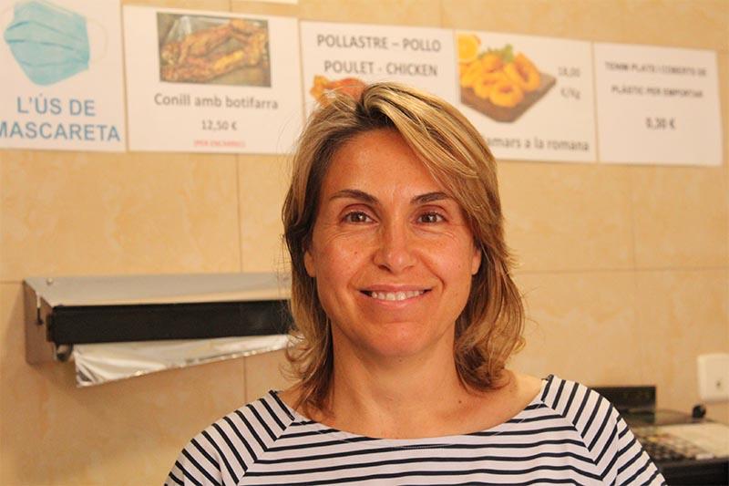 """Lídia Ferrer: """"No hem parat i, amb seny, tal com hem fet, seguirem promovent concerts i actes culturals"""""""