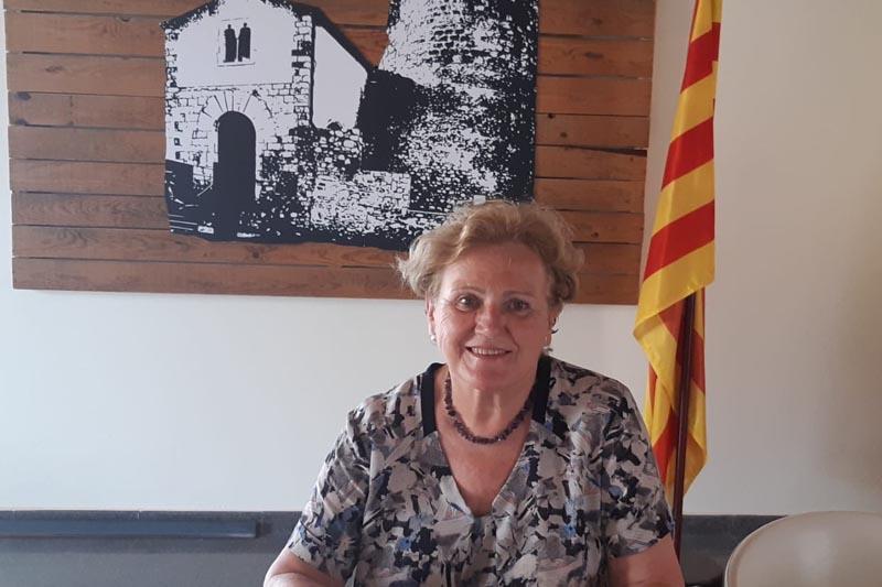 """Maria Corbairan: """"Tenir un poble actiu i endreçat que faciliti la vida diària de tots continua sent la nostra premissa"""""""