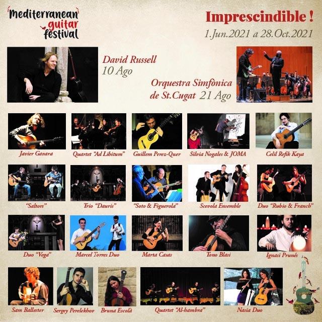 Navegación entre mensajes Mensaje 4 de 176 Anterior Siguiente change-formatchange-format Asunto: Mediterranean Guitar Festival
