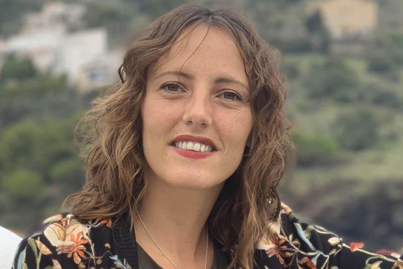 """Natàlia Torres: """"Els municipis petits com Portbou no podem anar sols"""""""