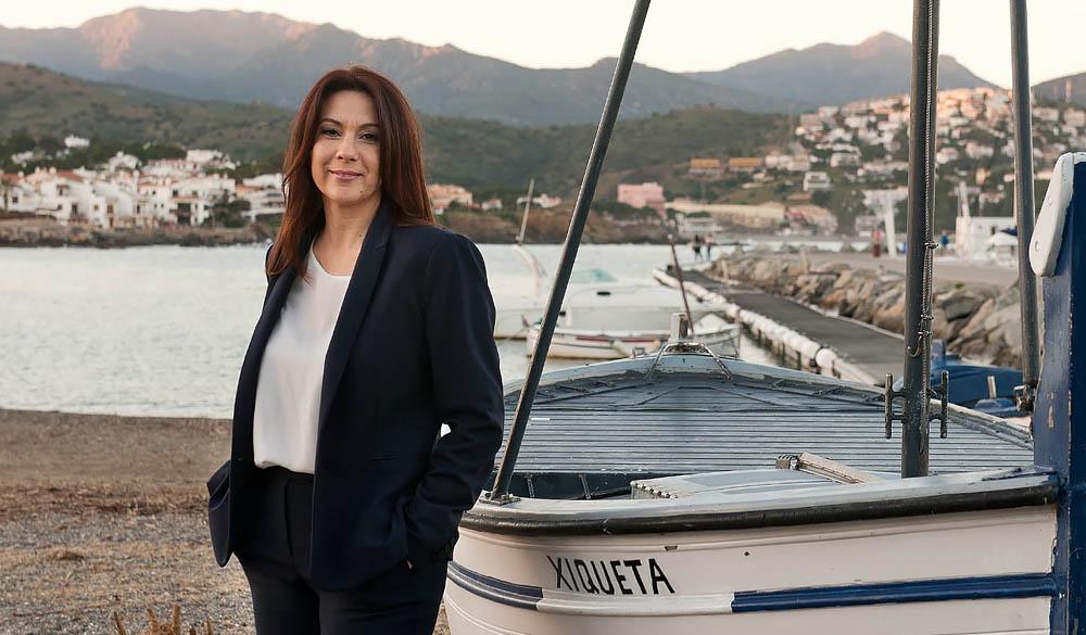 """Núria Escarpanter: """"Presentem un pressupost que té en compte la realitat social actual, però que també albira el futur amb esperança"""""""