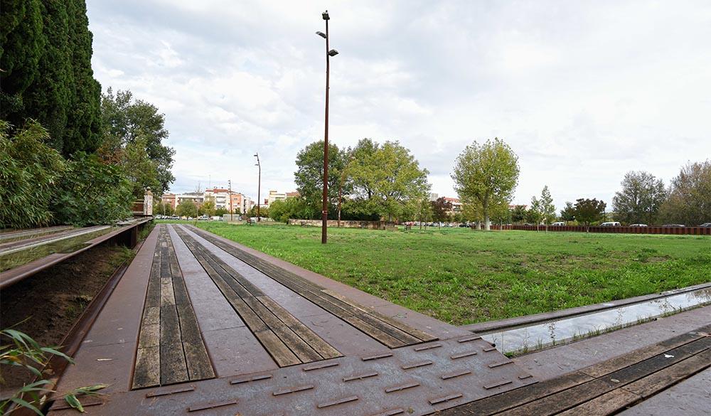 Parc de les Aigües Figueres