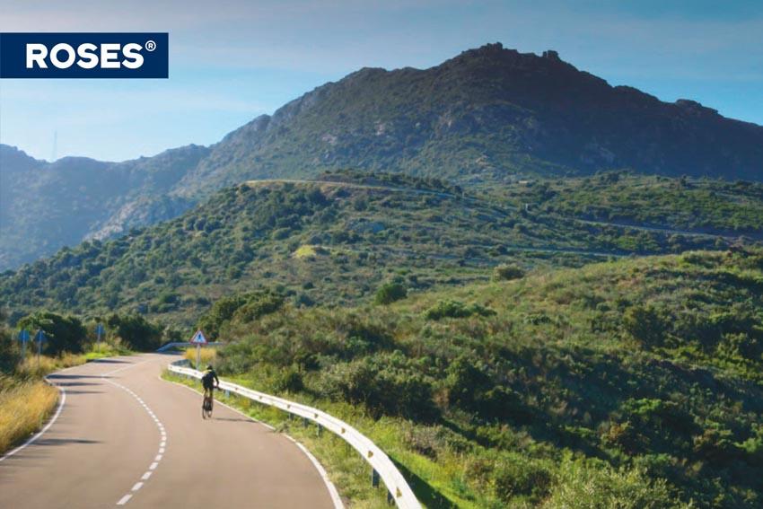 Roses Ride ofereix la primera jornada de descoberta de l'entorn de Roses en bicicleta