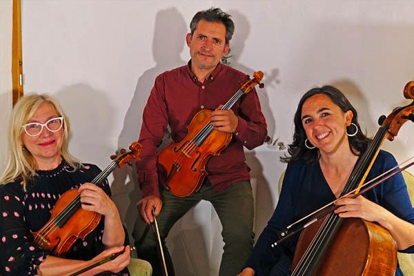 La formació alt empordanesa Trio Orlina protagonitzen el segon concert de la Temporada de tardor 2021