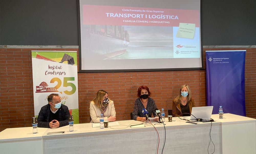 Figueres oferirà un cicle de grau superior en Transport i Logística
