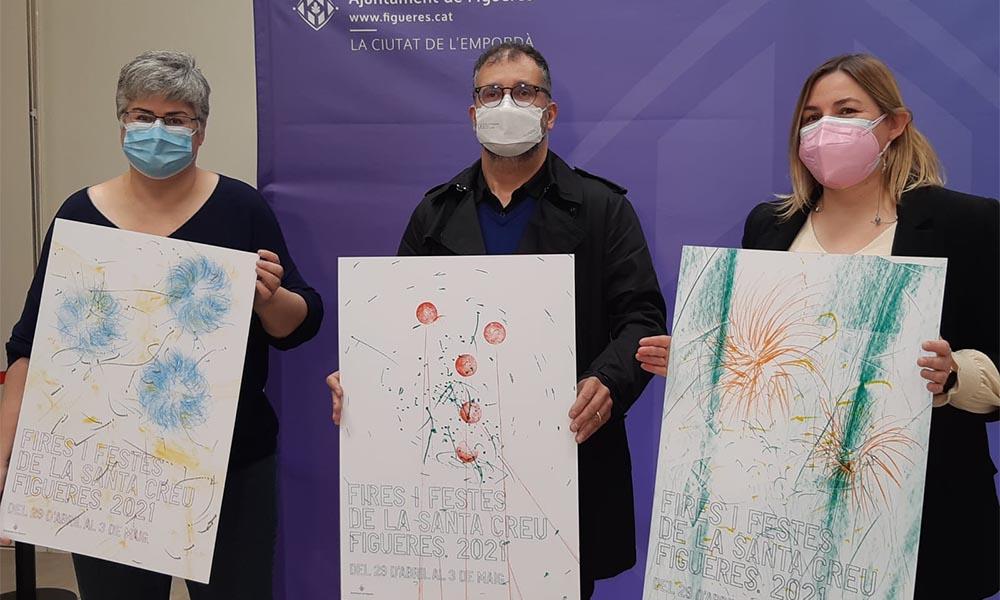 Figueres presenta 35 activitats en el marc d'una Santa Creu adaptada a la pandèmia